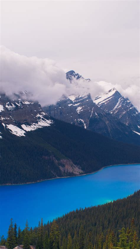 Papersco  Iphone Wallpaper Ne61lakerivermountain