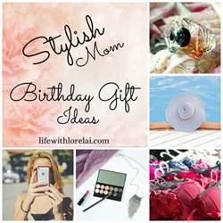 Mom Birthday Gift Ideas