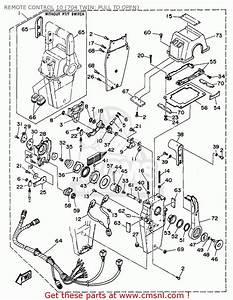 Yamaha 704 Remote Control Wiring Diagram