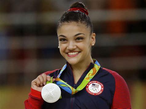 olympic gymnast laurie hernandez coming  morristown