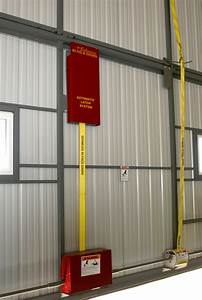 new schweiss liftstrap conversion kit now available for With bifold hangar doors