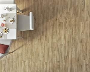 Collezione Woodessence: gres porcellanato effetto parquet Ragno
