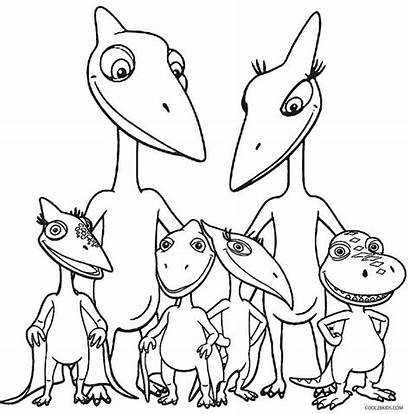 Dinosaur Coloring Pages Printable Getcolorings