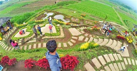 keren spot selfie terbaru  desa wisata pujon kidul