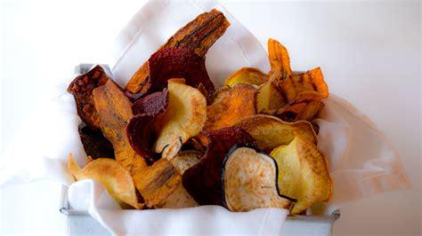 cuisiner un radis noir chips aux légumes icookstuff