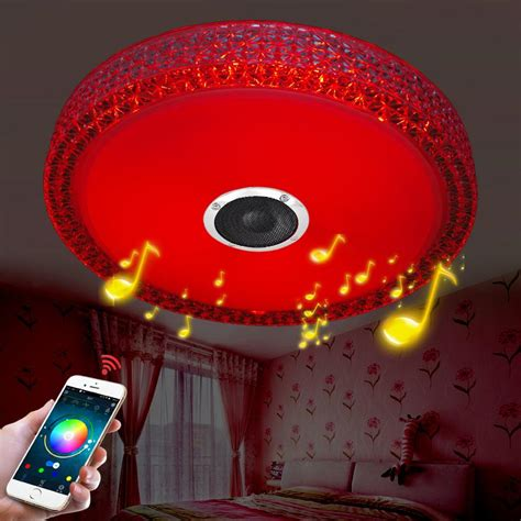 Led Lights For Room Controlled By Phone by 2019 Smartphone Controlled Ceiling L Led Bluetooth