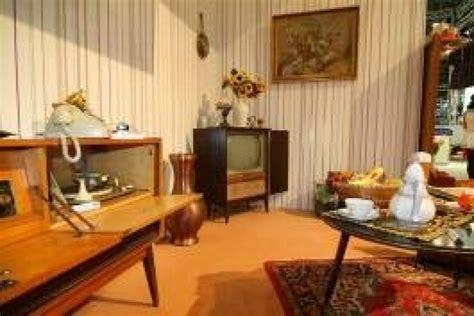 Wohnzimmer 50er Jahre by Wohnzimmer Aus Den 70er Jahren Westdeutschland Brd