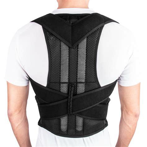Women Men Posture Corrector Body Brace Bad Back Lumbar