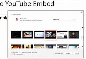 How to Embed a YouTube Video & Other Media in Your