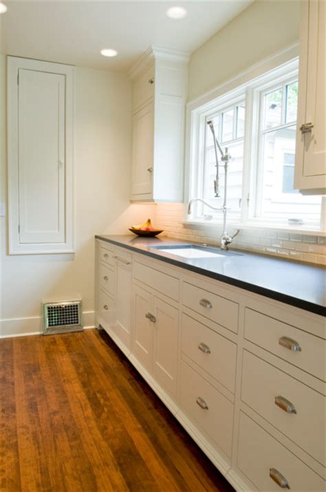 how to paint kitchen cabinets with a glaze painted flush inset kitchen cabinets traditional 9924