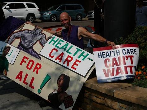 washington speakers bureau even with universal health care the poor suffer kuow