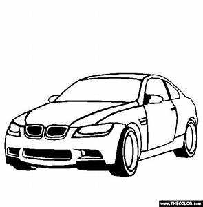 bmw m3 coloring page free bmw m3 online coloring With bmw e36 m3