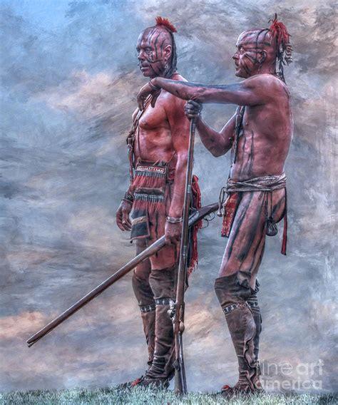 Warriors Digital Art by Randy Steele