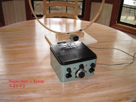 Simple Regen Receiver Using Mixer The Radioboard