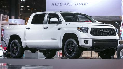2019 Toyota Tundra News by What Accessories Make The 2019 Toyota Tundra Trd Pro