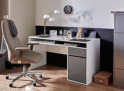 bureau gain de place pas cher bureau rangement chaise et fauteuil de bureau pour créer