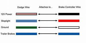 Dodge Ram Brake Controller Wiring Diagram