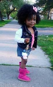 Swag..baby u a swagger Awwww... Cute and beautiful black ...