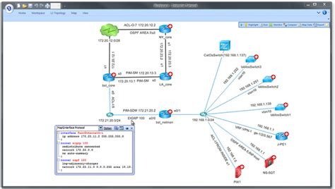 network diagram software dynamic network diagrams netbrain