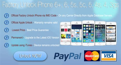 how to unlock iphone 6 with itunes unlock iphone 6 via imei code on any carrier networks