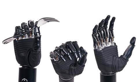 The Science Behind Fabricating Prosthetic Hands and Arms