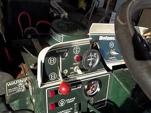 Got The Dash On The Ht23 Done - Bolens Tractor Forum