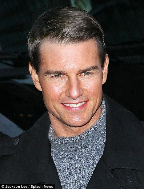 Mission: Impossible? Not for fresh-faced Tom Cruise, who ...