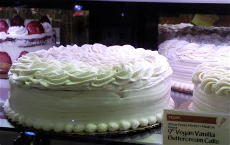 whole foods vegan cake look to whole foods vegan vanilla buttercream cake 1379