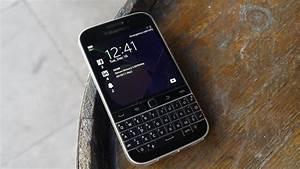 BlackBerry Classic TechRadar