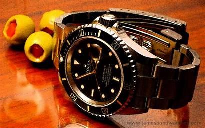 Rolex Submariner Bond James Date Watches Link