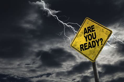 The Storms Are Coming! Are You Prepared?  The Schirm Firm