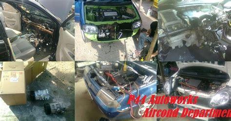 p autoworks aircond service pricelist