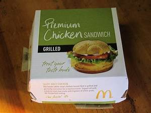 Review: McDonald's - New Premium Grilled Chicken Classic ...