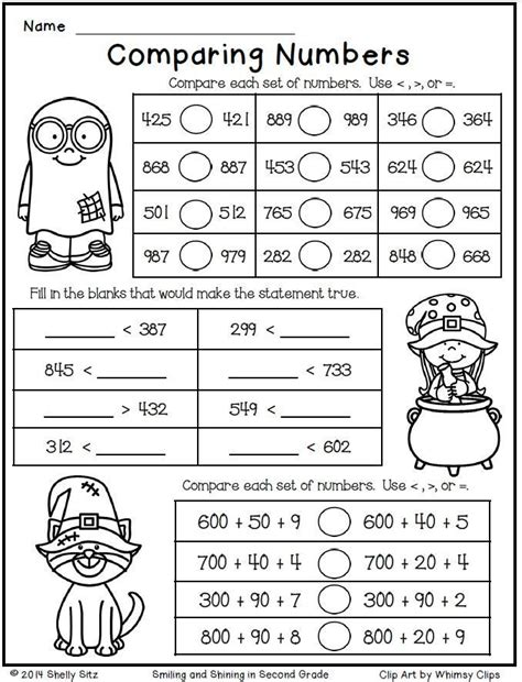 grade 2 math worksheets expanded form 1000 ideas about