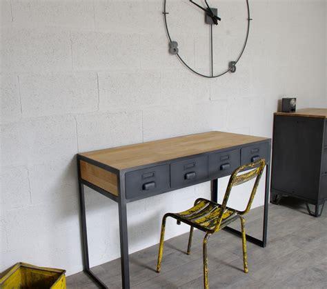 bureau style industriel bureau style industriel