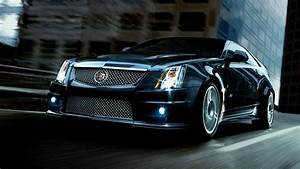 2010 Cadillac CTS-V Coupe - Wallpapers and HD Images Car