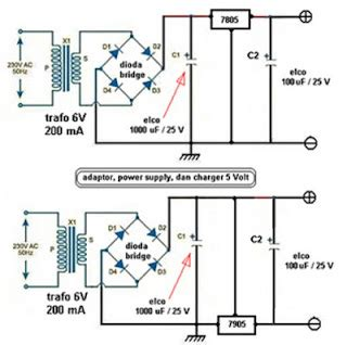 circuit mobile phone battery charger circuit electronica