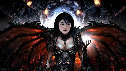 Demon Wallpapers Cool Demons Sayumi Awesome Backgrounds