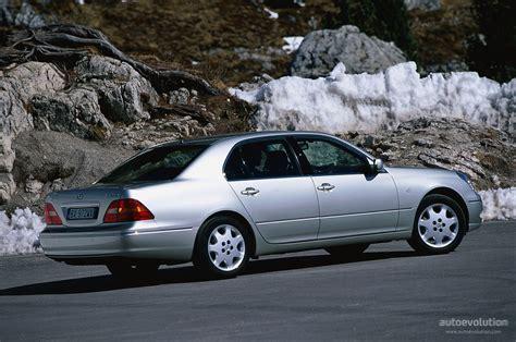 toyota lexus 2000 lexus ls 2000 2001 2002 2003 autoevolution