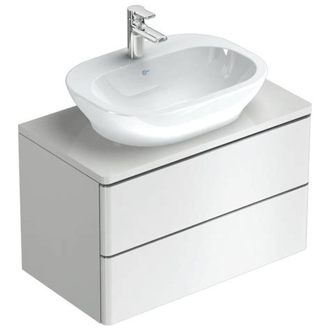 waschtischunterschrank 80 cm ideal standard softmood waschtischunterschrank 80 cm megabad