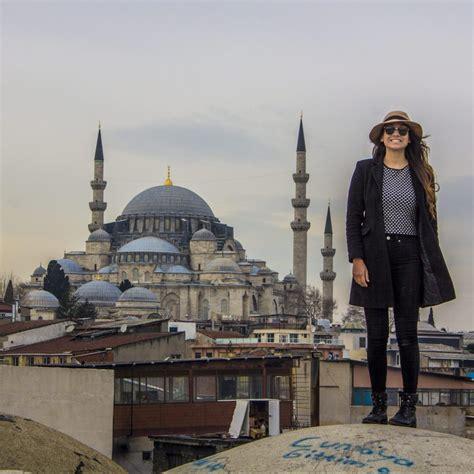 Istanbuls Secret Rooftop The Best View In Turkey