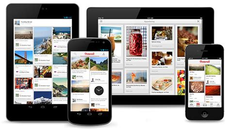 Pinterest Finally Rolls Out Ipad And Android Apps Social