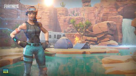 Snorkel Ops Fortnite Skin Outfit Fortniteskinscom