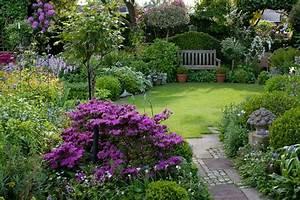 Gartengestaltung Kleine Gärten Bilder : ideen f r kleine g rten gartenzauber ~ Frokenaadalensverden.com Haus und Dekorationen