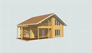 Prix Maison En Bois En Kit : maison bois en kit maison bois 112m ~ Nature-et-papiers.com Idées de Décoration