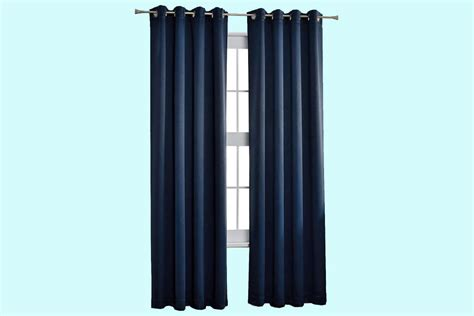 Thermal Insulated Blackout Curtains Under  On Amazon Kids White Curtains What Is The Length Of A Shower Curtain Kitchen Cafe Modern Outlet Factory Curved Rod Tension Mount Plastic Bead Chezmoi Collection Electric Air