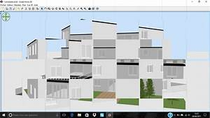 immeuble moderne sweet home 3d youtube With sweet home 3d meuble
