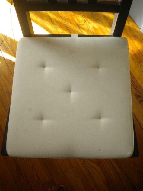 coussin de chaise ikea galette de chaise chez ikea