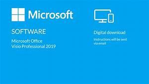 Buy Microsoft Office Visio Professional 2019 Digital Download