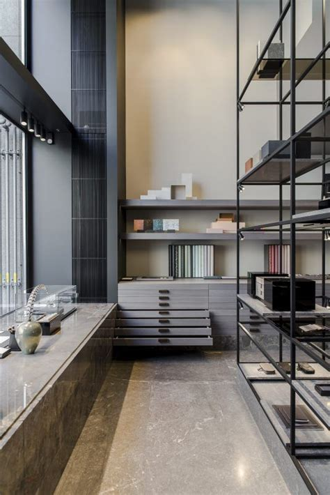 A Moscow House Uses Texture To Create Interest by Office 上 Ycds 的釘圖